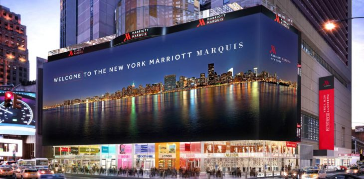 New York Marriott Marquis - Affiliate Summit East 2016