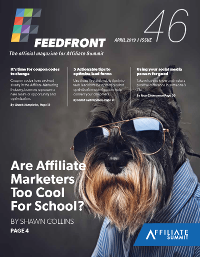 Affiliate Summit's Feedfront Magazine Issue 46