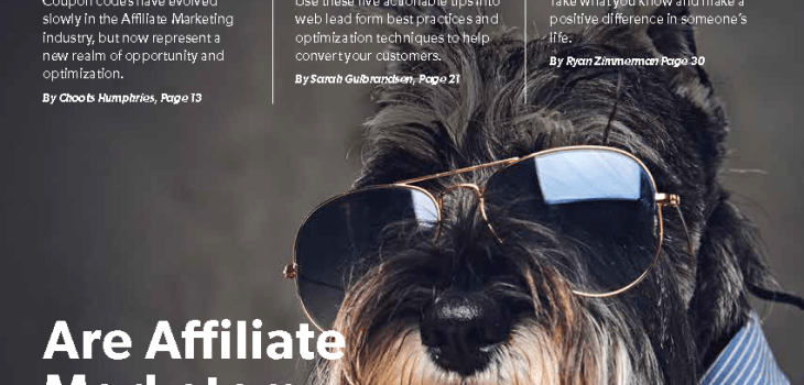 Affiliate Summit's Feedfront Magazine Issue 46