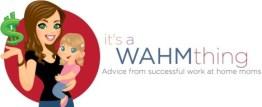 itsaWAHMthing Logo