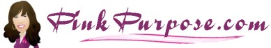 PinkPurpose.com Logo