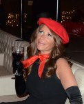 Missy as a French Woman at Affiliate Summit West 2013