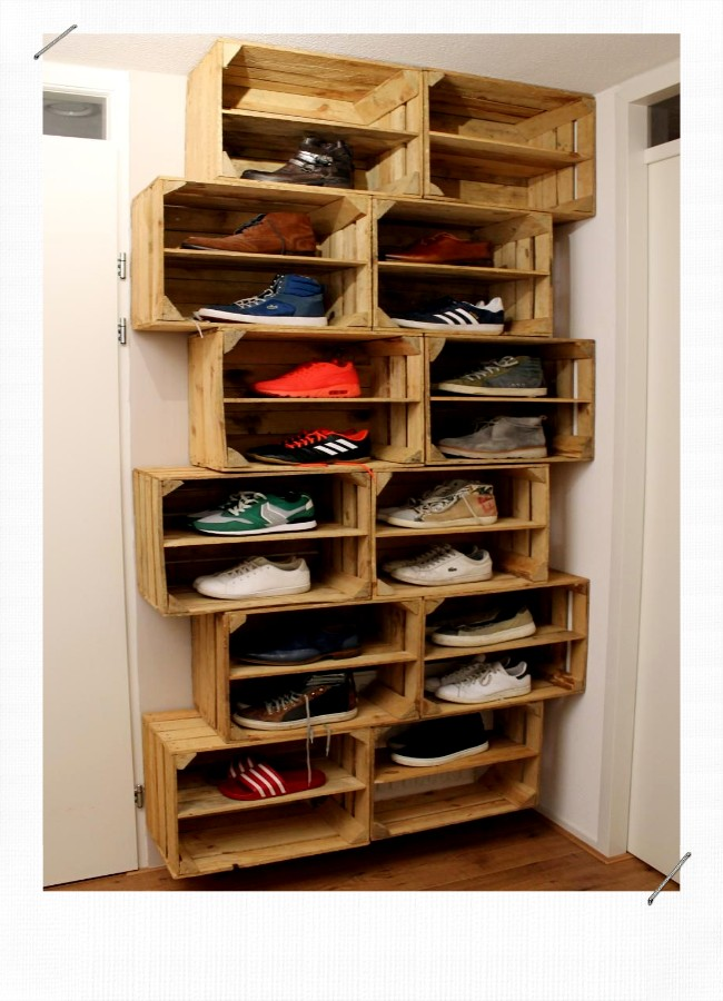 10 idees deco avec des caisses en bois