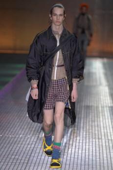 Prada Men's Spring 2017