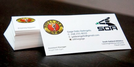 Gage-Business-Card