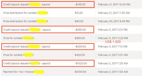 2000 Dolar Sebulan dari Kontes Desain - misteradli 2