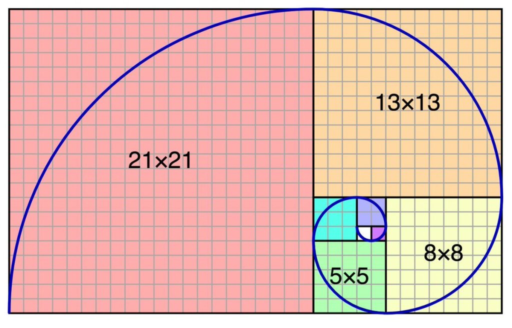 Spiral Fibonacci - misteradli