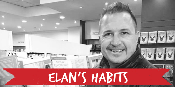 MBA 013: HABITS – Day in the Life of ELAN LOHMAN – SleekGeekSA