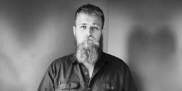 Co-founder of Buffelsfontein Baard Olie, Meyer le Roux