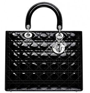 Lady-Dior-negro-charol