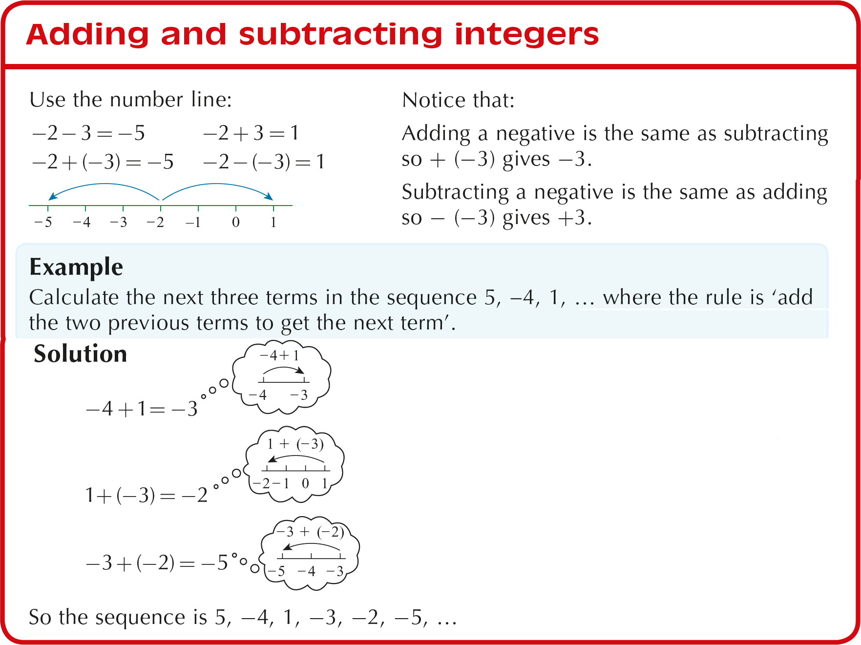 Working With Decimals And Integers