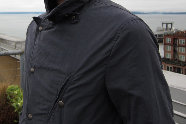 Engineered Garments Explorer Jacket in Poplin