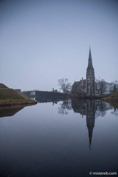 St Alban's Church, Kastellet