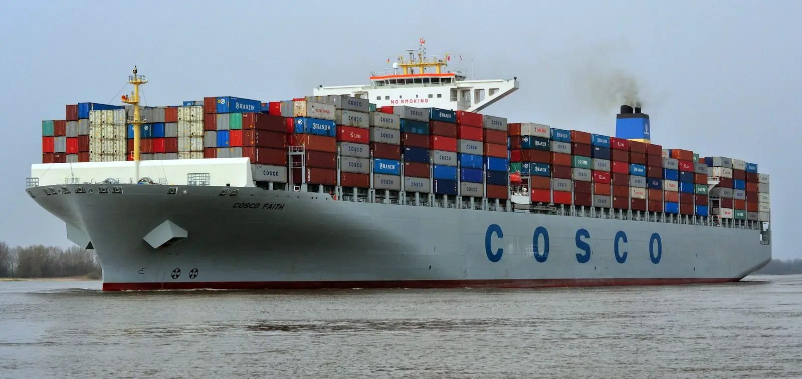 Pengiriman Via Kapal Laut - Mister Exportir