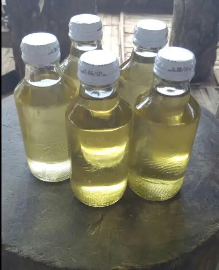 Produk Minyak Sereh Made In Indonesia Kualitas Ekspor