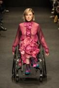 Inclusive Fashion Week le creazioni Yezael di Angelo Cruciani