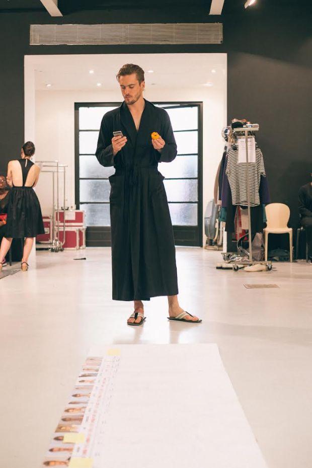 backstage-agnès-b-fashion-show-ss16-menswear-paris-fashion-week-blogueur-homme-bordeaux-paris-fashion-blogger-maxime-dauney-success-paris-agency