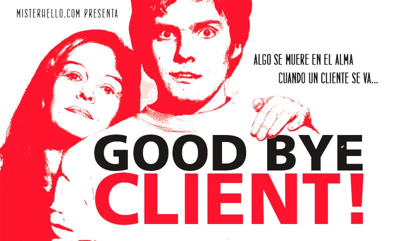 adios cliente