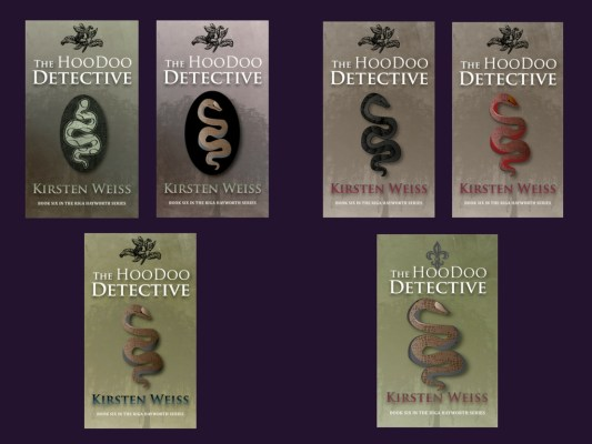 hoodoo detective covers