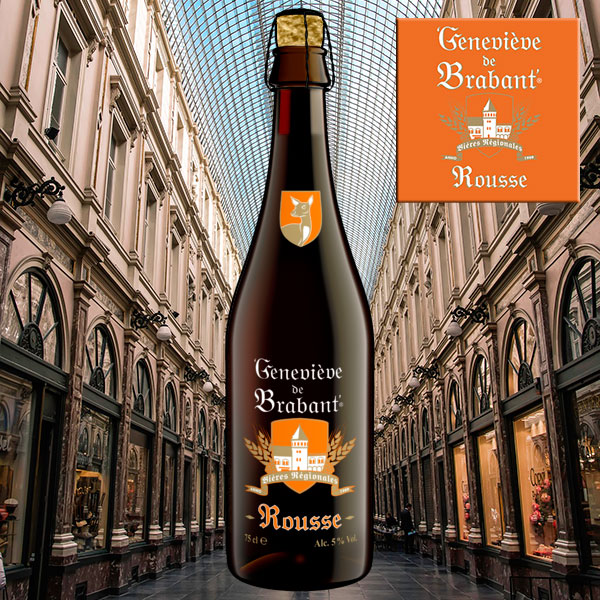 Beer Geneviève de Brabant Rousse