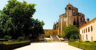 Convento Cristo in Tomar