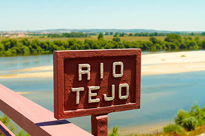 Wines of Tejo - Tejo River
