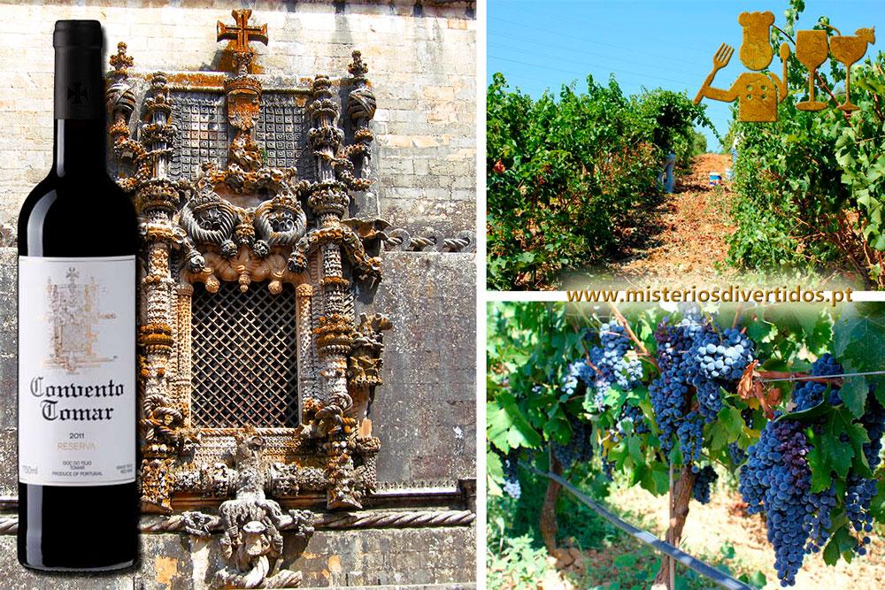 Convento de Tomar Reserva Tejo red wine