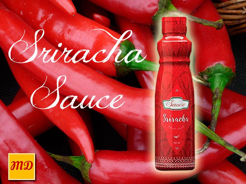 Spicy Sriracha Sauce