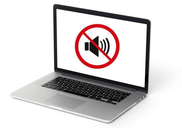 Пропал звук на ноутбуке: что делать и как восстановить