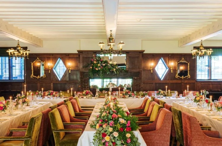 Hampshire's best wedding venues