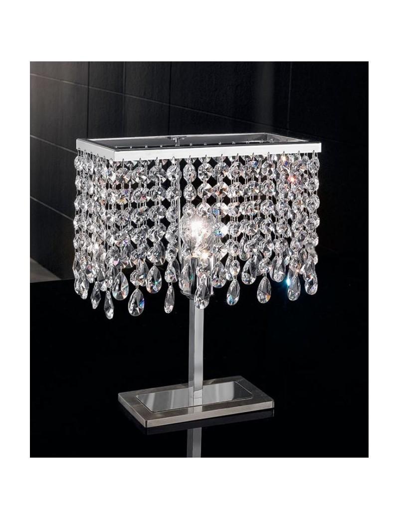 Il lampadario a bracci moderno led decorativo di lusso illumina la lampada di rame di cristallo del salone degli indicatori luminosi del pendente dei lampadari a bracci prezzo fob di riferimento: Antealuce Fair Lampada Con Pendenti In Cristallo Misterlight It