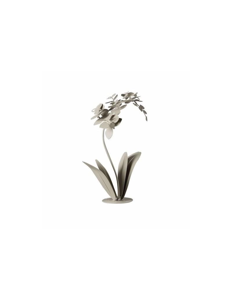 Cercare la migliore selezione di soprammobili moderni produttori e prodotti. Arti E Mestieri Orchidea Soprammobile Scultura Da Tavolo 58h Sabbia Design Moderno Misterlight It