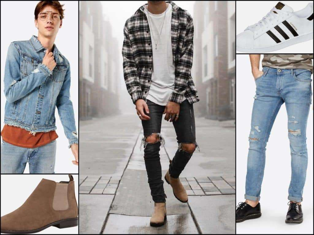 [:de]#2 Das perfekte Outfit für Männer - Destroyed Look[:en]#2 The perfect outfit for men - Destroyed look [:]
