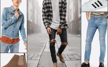 Destroyed Look Outfit Männer Mann Blog Lifestyle