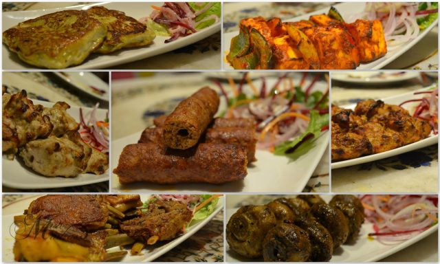 Kashmiri Food festival, curry town, the savera hotel