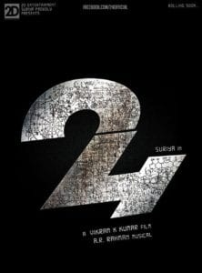 24 Movie Review 24 Film Review