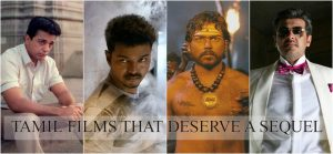 Tamil films that deserve a sequel