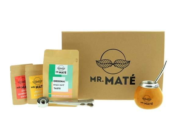 yerba mate starterpack complete set voor mate