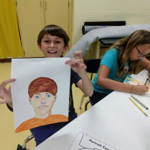 Fun with Faces Class – June 1-4, 2020