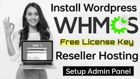 WHMCS-Wordpress-Installation