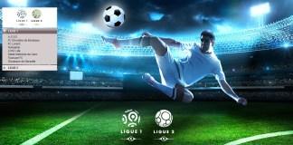 Ligue 1 et Ligue 2 sur Vente-Privée