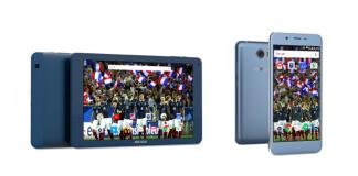 Smartphone et Tablette Equipe de France by Archos