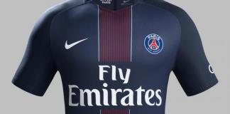 maillot PSG 2016-2017