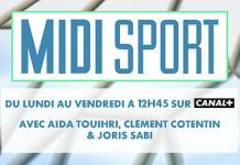 Midi Sport Clap de fin Canal +