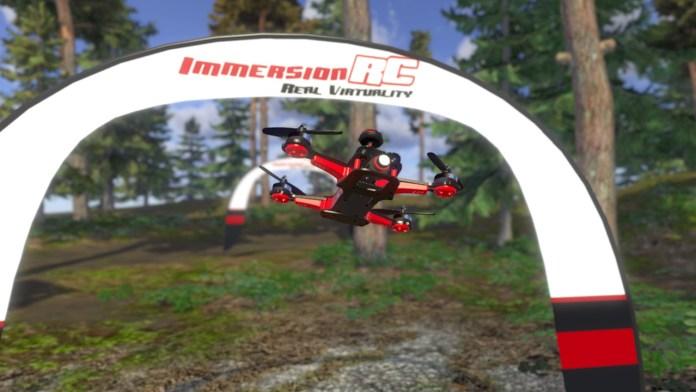Courses de Drones Eurosport