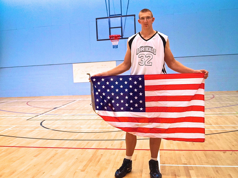 Bob Wegner plus grand basketteur du monde