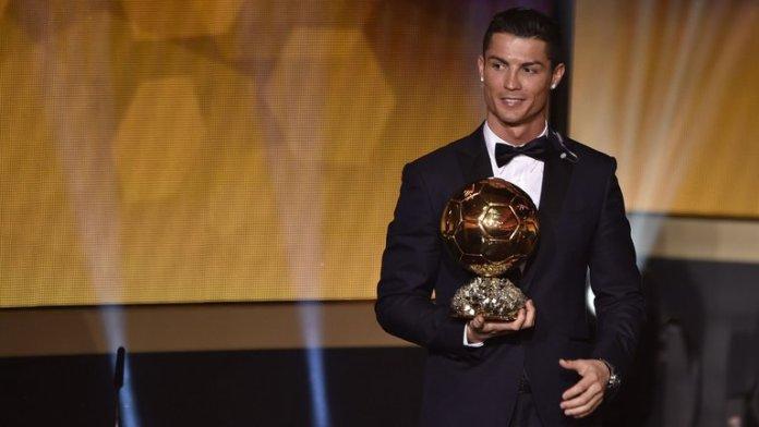 Cristiano Ronaldo sportifs les mieux payés au monde en 2016