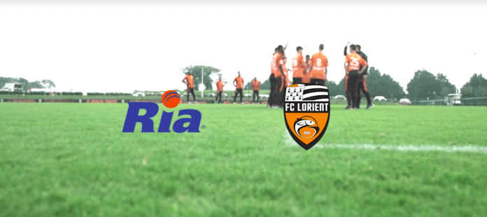 Keepy Uppy Challenger FC Lorient Ria France