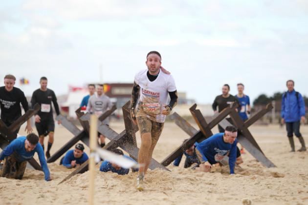 Courses à Obstacles D-Day Race