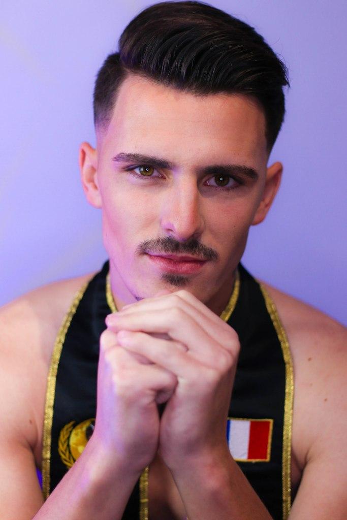 Mister France Steven Le Cocquet Universel